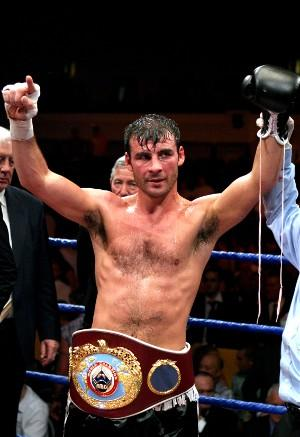 Calzaghe - didn't lose a round