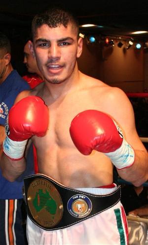 Lenny Zappavigna wins