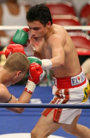 Chavez Jr  still ranked No.8 at middleweight