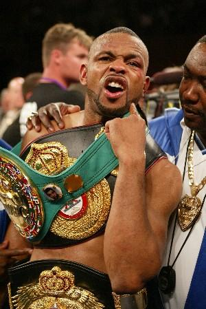 Is Roy Jones coming to Australia?