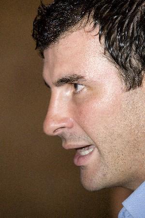 Undisputed - Joe Calzaghe: HoganPhotos.com