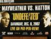 ATE: Mayweather-Hatton, Promoter De La Hoya, Mayweather-Tszyu, Larry Holmes, Talented Top 5 And More