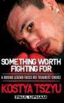 New Kostya Tszyu Book By Paul Upham