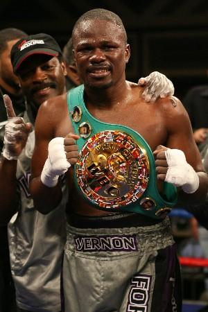 Vernon Forrest, a true champion
