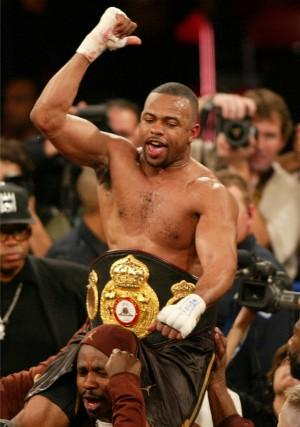 Can Roy Jones Jr be champion again?