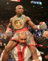Mayweather Jr Defies Court Order