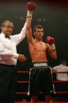 Barker Signs Promotional Deal With Matchroom Sport