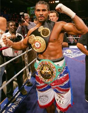 david haye world champion