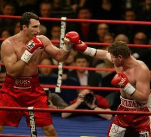 W.Klitschko vs. Ibragimov: HoganPhotos.com