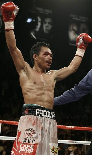 Can the Pacman beat the Golden Boy?