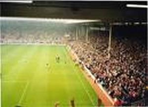 Anfield, The famous soccer stadium staged regular boxing events