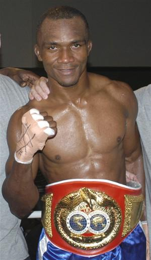 "Sakio ""The Scorpion"" Bika"