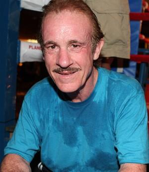 Enzo Calzaghe Alive But Very poorly
