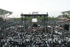 boxing fans: HoganPhotos.com