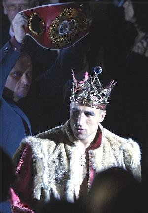 'King' Arthur Abraham: HoganPhotos.com