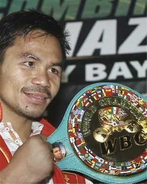 Manny 'Pacman' Pacquiao: HoganPhotos.com
