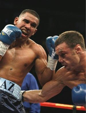 How close was Diaz-Katsidis?: HoganPhotos.com