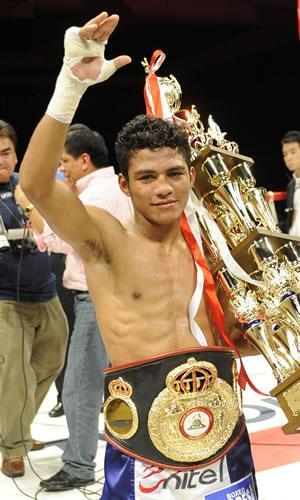 Roman Gonzalez can be the next Ricardo Lopez.