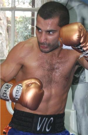 "Vic ""Raging Bull"" Darchinyan"