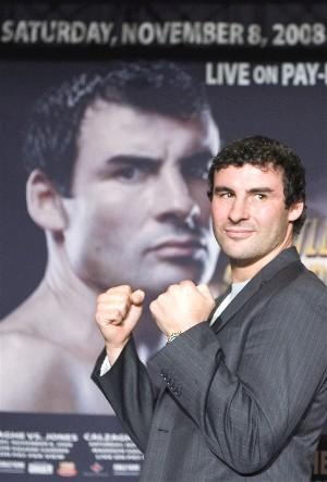 Is Calzaghe really retired?