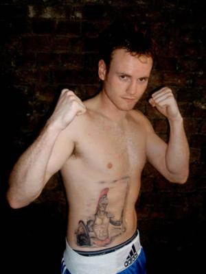 Groves (pictured) has secured home advantage