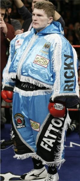 Ricky Hatton Fat Suit 86