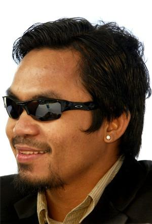 """Manny """"Pac-Man"""" Pacquiao: HoganPhotos.com"""