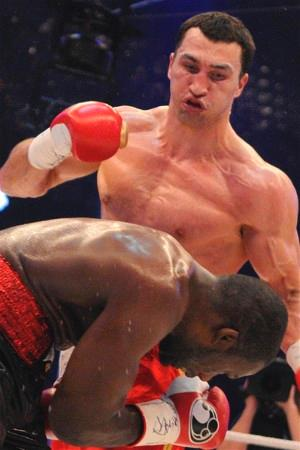 "Klitschko monsters Rahman: Pavel ""Eagle Eye"" Terehov"