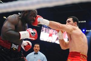 "Klitschko's jab was on target: Pavel ""Eagle Eye"" Terehov"