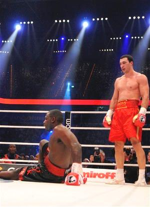 "Klitschko dominates: Pavel ""Eagle Eye"" Terehov"