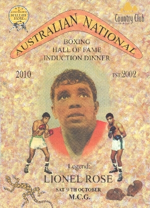 Lionel Rose - Boxing Legend