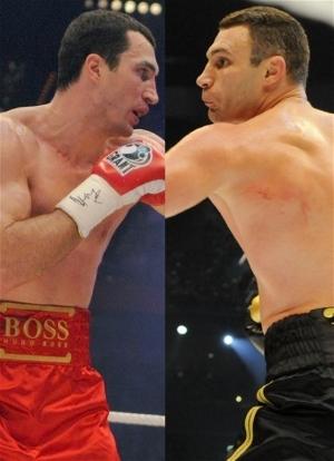 Wladimir Klitschko vs. Vitali Klitschko