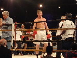 Oosthuizen fought to a draw against Chilembe