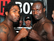Perry / Kayode - Photo © Tom Casino/Showtime