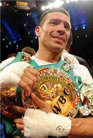 Sergio Martinez: Naoki Fukuda/WBC