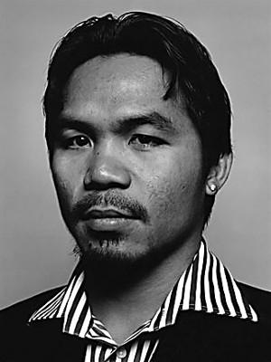 Manny Pacquiao: photo by Holger Keifel