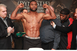 Jean Pascal raised his hands after the Bute fight as well.