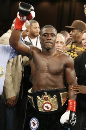 Berto is once again world champion