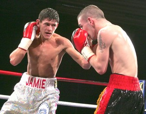 Jamie McDonnell retains (Pic: Javed Iqbal)