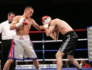 Josh Warrington (Pic: Javed Iqbal)