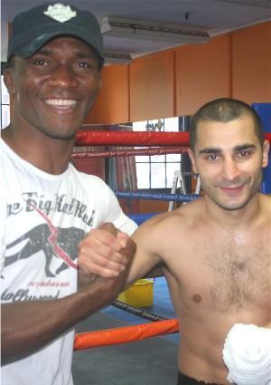 Sako Bika & Vic Darchinyan