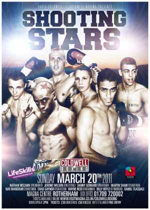 Coldwell boxing mar11