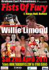 Limond To Headline Graham Earl's Belfast Card