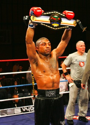 Vassell Seeks Gavin Rematch