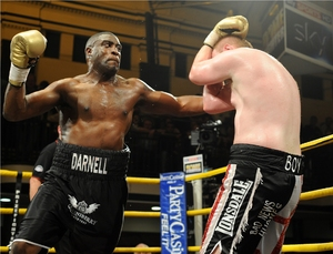 Sprott Happy To Face Joshua Next