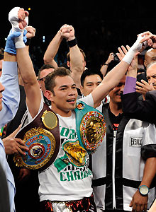 Donaire is out to impress