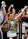 Nonito Donaire; Power Born of Speed