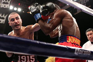 Vic Darchinyan rages toward another world title fight.