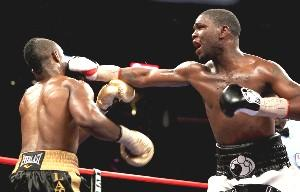 Spinks is the IBF world champion: David Martin/DKP