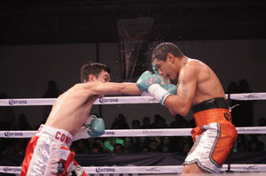 Hernandez win over Keb  moves him to 4th spot